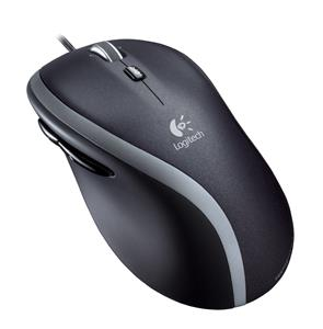 Logitech M500 Corded Wired Laser Mouse